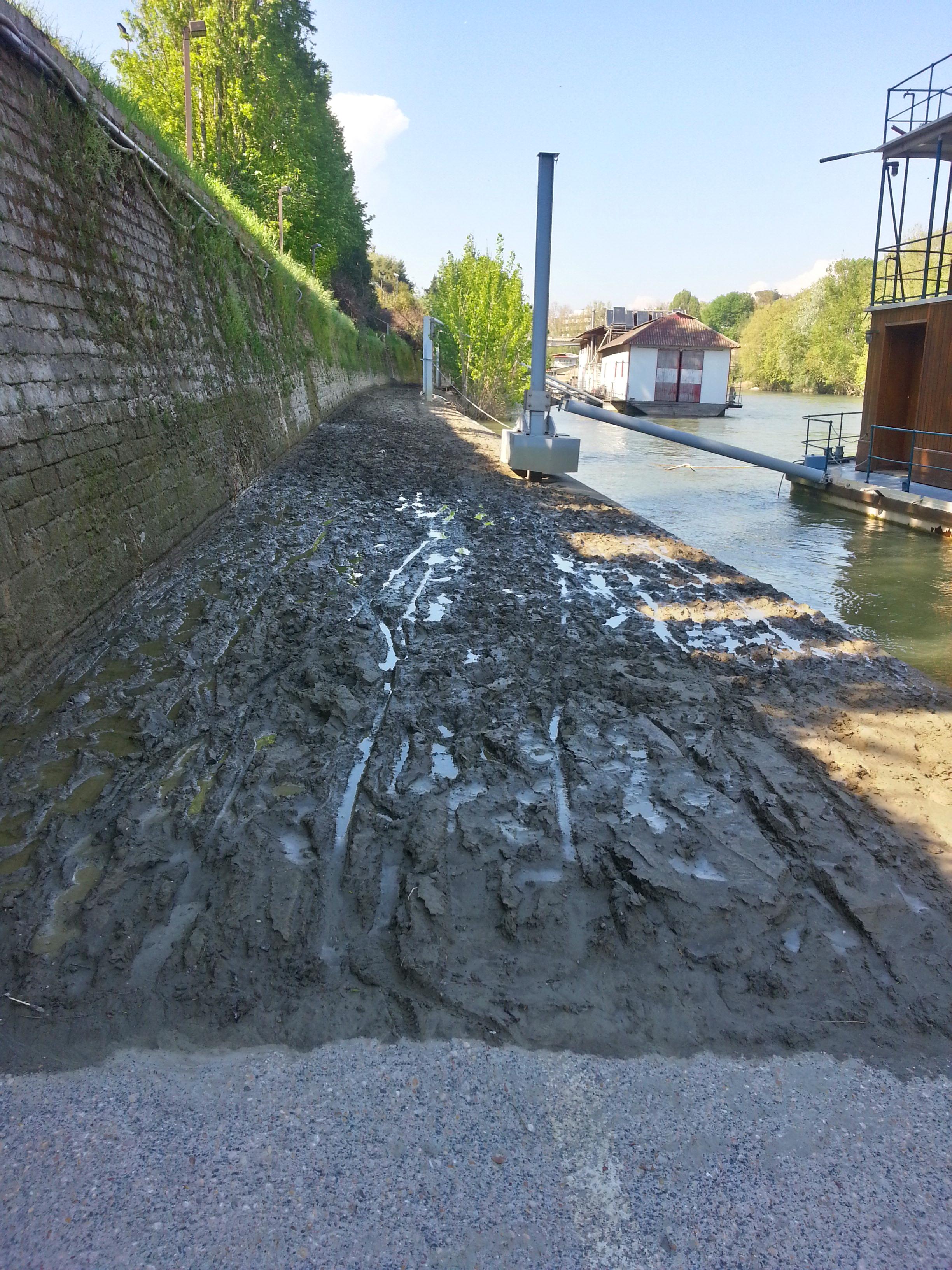 mud path copy