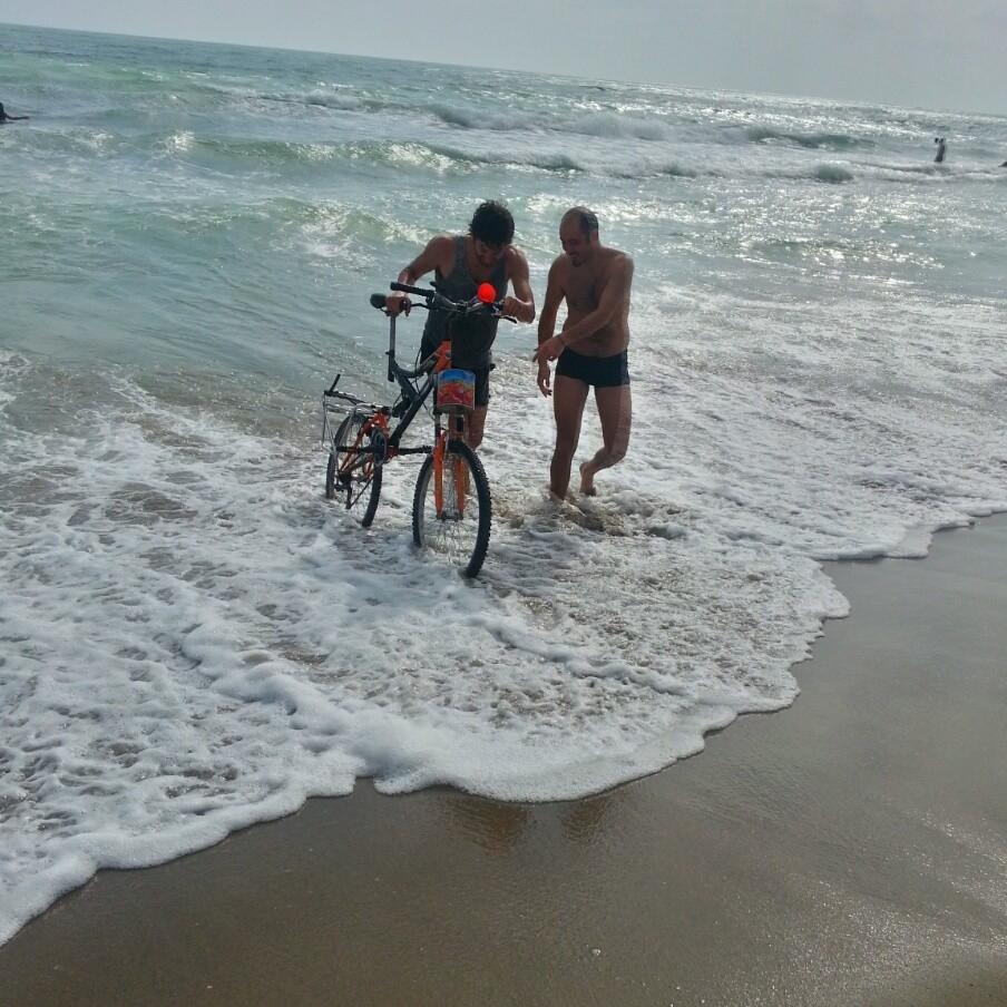 sea bike