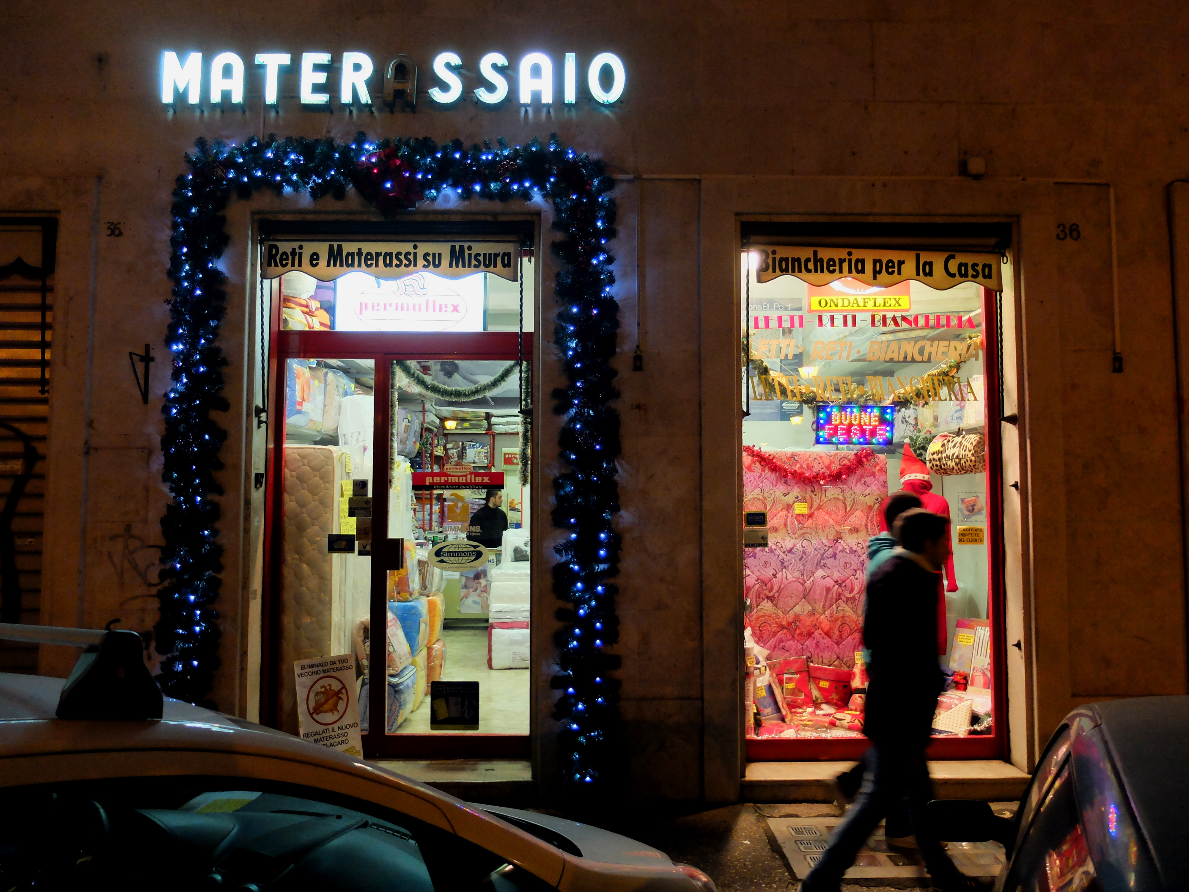 matterassaio Christmas